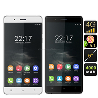 PreOrder OUKITEL K4000 5 Inch Smartphone - 4G, MTK6735P Quad Core CPU, 2.5D Screen, Tempered Glass, Android 5.1 (White)