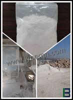 white frack sand/silica sand price