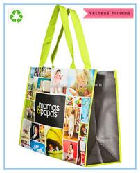 Eco Promotional Custom pp non woven shopping bag