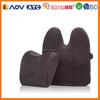 Wholesale car massage visco-elastic memory foam pillow
