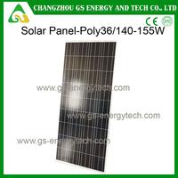 Best price per watt high quality hot selling poly crystalline solar panel 600w