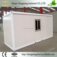 Enviromental Friendly Recyclable Movable Flat Pack Metal Storage Containers
