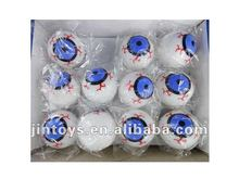2012 newest hot sell 5.5CM Bouncing Ball with light(12in1)