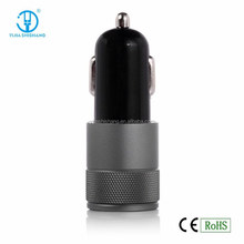 2015 Best gift of car accessories mobile phone car charger, 2 usb port power charger