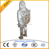 Cheap Price Goog Quality Fireman Used Thermal Protective Clothing