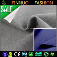 rayon nylon spandex punto roma fabric for woman dress