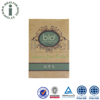Hotel Natural Massage Soap With Kraft Paper Cartridge Packaging