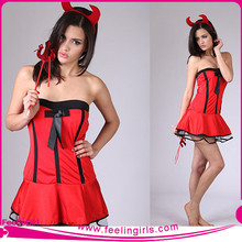 Reversible Devil and Fairy Tail Cosplay Costume