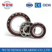 High precision bearing angular contact ball bearing 7210 for ultrasonic soldering machine