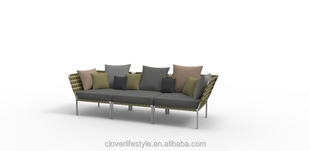 CK0295 Section Modern vintage rattan sofa : CK0295 Section Modern vintage rattan sofa from alibaba.com size 1000 x 489 jpeg 27kB