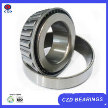 CZD 30207 taper roller bearing used go karts four wheel motorcycle