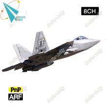 F-22 Raptor 12CH Electric EPS Material RC Airplane