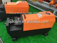 Widen the chassis thickening blade built-in copper tile steel bar cutting machine