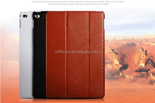 portable bussiness style leather case for ipad, factory oem case for ipad