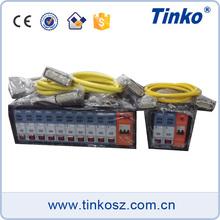 Fabricación 10 cavidades controlador de temperatura de inyección de plástico, moldeado por inyección de productos plásticos DME