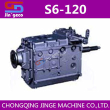 Gearbox S6-120 for YuTong/Kinglong/Higer Bus