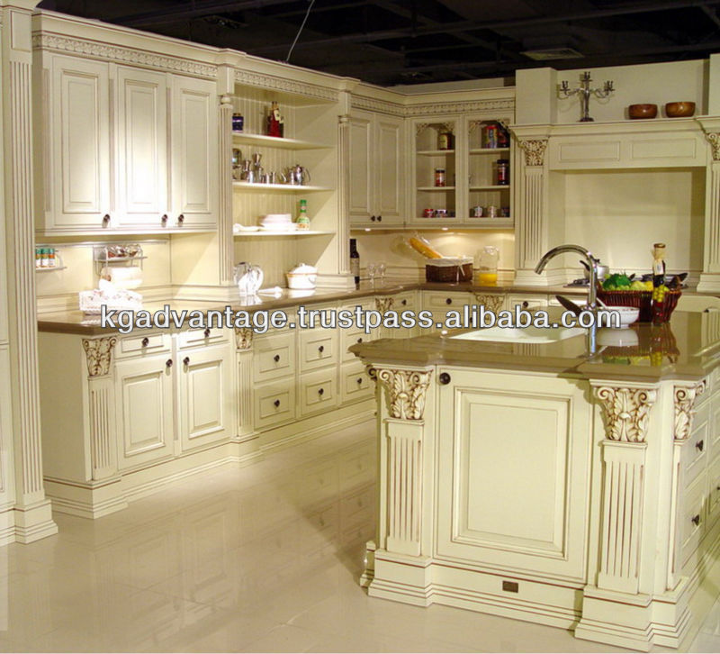 Luxury european style kitchen cabinet buy luxury kitchen for Europa kitchen cabinets