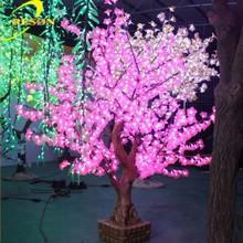 hot sale pre lit christmas trees (CE,RoHS) garden decoration
