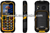 gsm unlocked dual sim card waterproof SOS panic button cell phones for elder