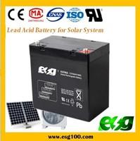 Sealed Lead Acid 12V 50Ah floating charge UPS Battery