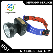 Hot selling waterproof led headlamp flashlight , portable headlight for outdoor hunting