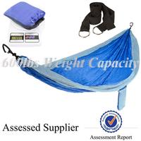 China ripstop nylon parachute fabric hammock