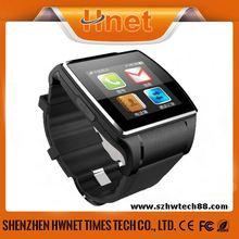 wrist watch phone dual sim big screen watch phone wrist watch phone android for Android IOS