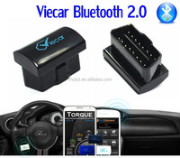 2015 New Arrival Supports Android / Windows Bluetooth 2.0 Viecar 2.0 Bluetooth OBD2 Auto Code Reader ELM327 Upgrade