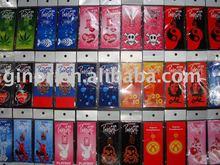 cell phone sticker, led flashing sticker, flashing sticker