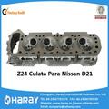 Z24 Diesel Motor Culata para Nissan D21 (OE NO. :11041-13F00,11041-22G00,11041-20G13)