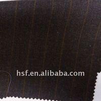 Fancy Stripe 100% Wool Fabric