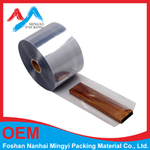 Big discount PVC packing material heating shrink film