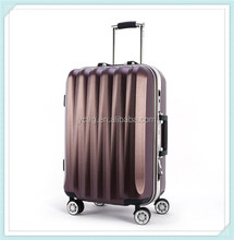 Fashion New design Colorful Travel Retractable Handle PC luggage