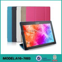 Ultra thin voltage folio case for Lenovo Tab 2 A10-70