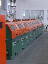low carbon wire drawing machine