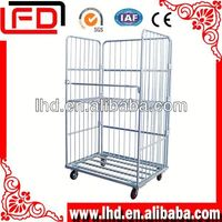 Cargo Wire Mesh Steel roll container
