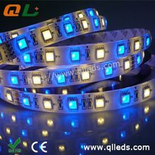 Mixed RGB+White Color LED Lighting