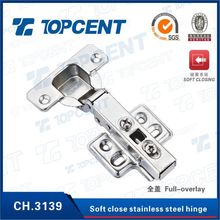 CH.3139 smooth furniture soft close cabinet door hinges