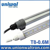 aluminum reflector batten light refrigerater ip67 mini led lights ip67 led light tube waterproof ce