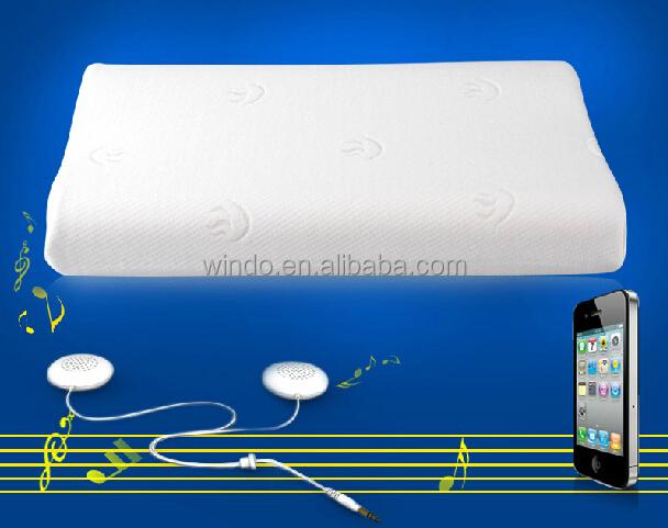 Music bluetooth pillow speaker mp3 music pillow speaker for Music speaker pillow
