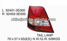 Hot-sale High Quality/Cheap Auto halogen rear lamp/Light for KIA SORENTO