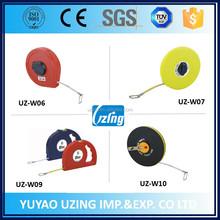 10m 20m 30m 50m Long Stainless Steel Measuring Tape UZ-W06/W07/W08/W09