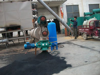 JOYING machinery factory rice hull to charcoal powder carbonization equipment