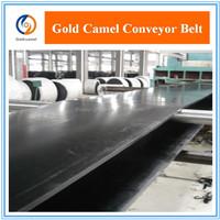 Pneumatic conveyor belt for industrial