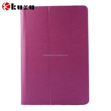 Super hot wholesale for apple ipad 6 leather case