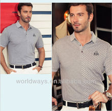 Mens stylish business polo t-shirt cheap,polo shirt manufacturer