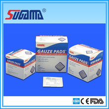 Medical 13threads home care gauze sponge with excellent quality