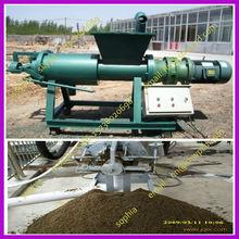 De la ganadería de estiércol de vaca separar el agua de la máquina 0086-15238020698