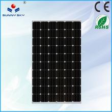250watt A grade solar panel manufacturer price per watt solar panels cheap solar panels china TYM250