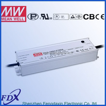 Meanwell LED power supply HLG-185H-C1400 with pfc